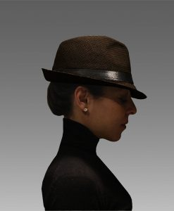 sombrero-marron-pardo
