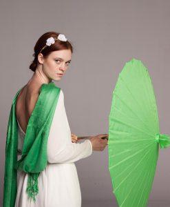 sombrilla-verde
